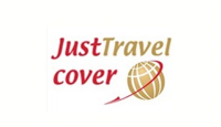 Just Travel Cover Logo