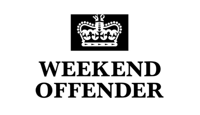 Weekend Offender Logo