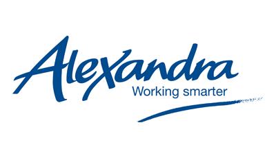 Alexandra Logo - Discount Code