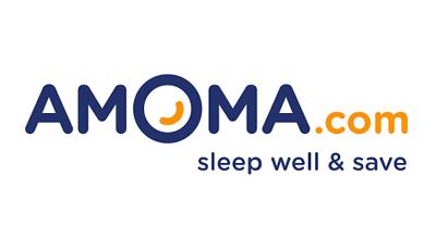 AMOMA Logo - Discount Code