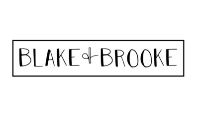BlakeandBrooke Logo - Discount Code