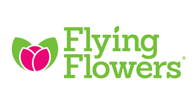 Flying Flowers Logo