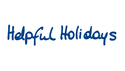 Helpful Holidays Logo - Discount Code