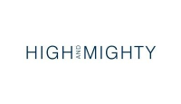 High And Mighty Logo - Discount Code
