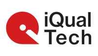 iQual Tech Logo - Discount Code