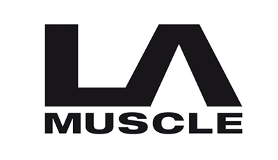 LA Muscle Logo