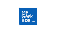 My Geek Box Logo - Discount Code