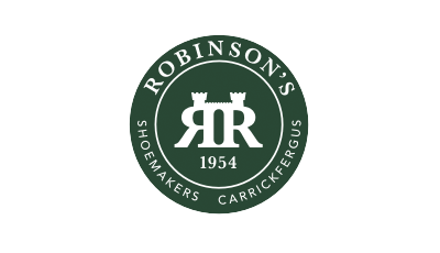 Robinson's Shoes Logo - Discount Code