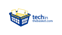 Tech In The Basket Logo - Discount Code