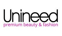 Unineed Logo - Discount Code