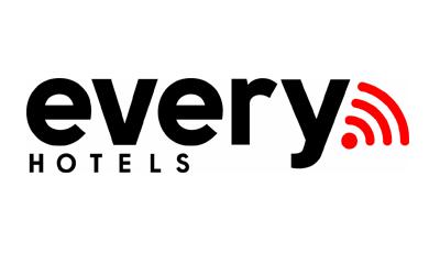 Every Hotels Logo