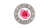 Flower Station Logo - Discount Code
