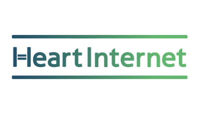 Heart Internet Logo - Discount Code