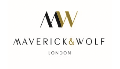 Maverick And Wolf Logo