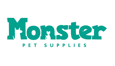 Monster Pet Supplies Logo