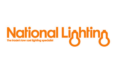 National Lighting Logo - Discount Code