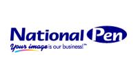 National Pen Logo - Discount Code