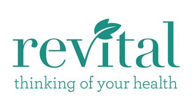 Revital Logo - Discount Code