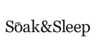 Soak & Sleep Logo - Discount Code