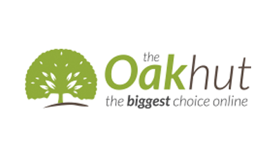 The Oak Hut Logo - Discount Code