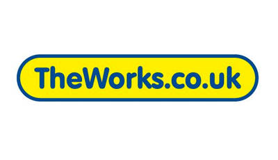 The Works Logo - Discount Code