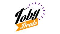 Toby Deals Logo - Discount Code