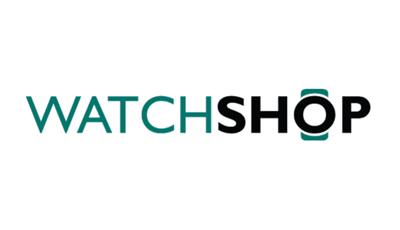 Watch Shop Logo - Discount Code