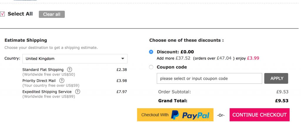 Yonis Redeem Discount Code Tutorial