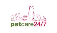 PetCare 24/7 Logo