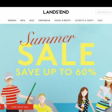 Exclusive Lands' End Coupon Hacks. To shop for Lands' End clothing that's offered at a reduced price, visit the Sale section. Toggle between discounted clothes for .