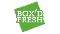 Box'd Fresh Logo