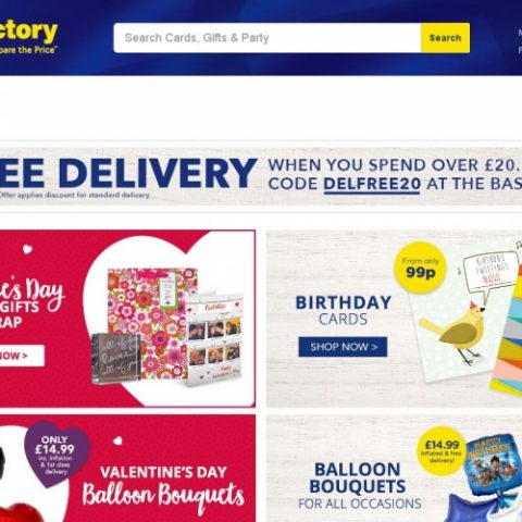 Card Factory Discount Codes November 2018 Voucher Ninja