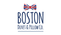Boston Duvet & Pillow Logo