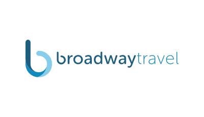Broadway Travel Logo
