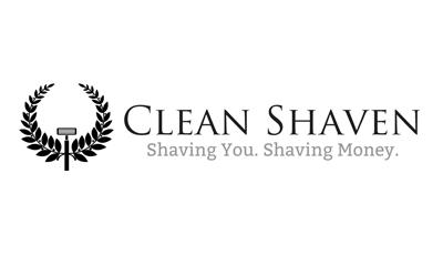Clean Shaven Logo
