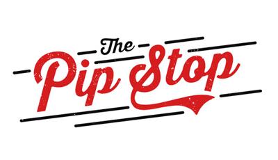 The Pip Stop Logo