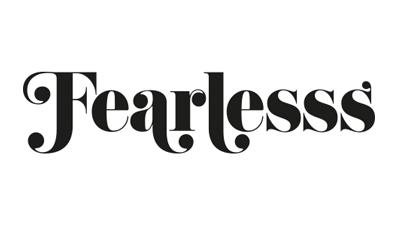 Fearlesss Logo