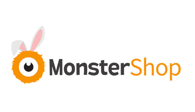 Monster Shop Logo