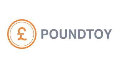 Pound Toy Logo
