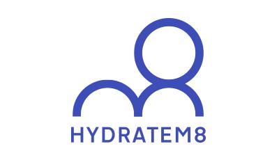 HydrateM8 Logo