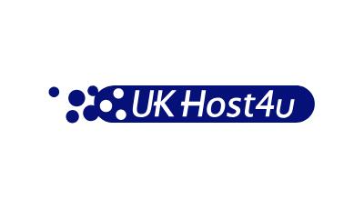 UKHost4U Logo