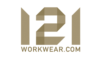 121 Workwear Logo