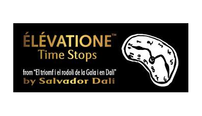 Elevatione Time Stops Logo
