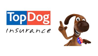 TopDog Insurance Logo