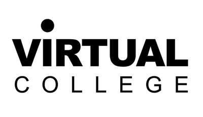 Virtual Collage Logo