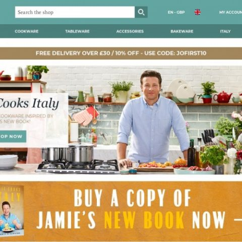 Save With Jamie Book