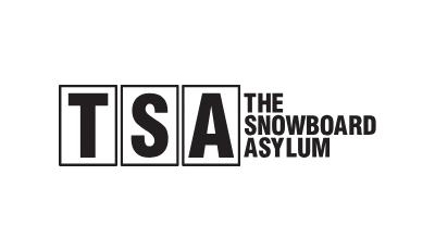 The Snowboard Asylum Logo
