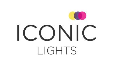 Iconic Lights Logo