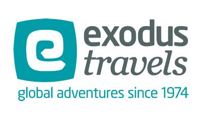 Exodus Travel Logo