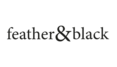 Feather & Black Logo
